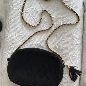 Chanel style Cross body bag